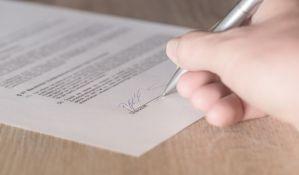 U Leoniju stopirano potpisivanje sporne izjave
