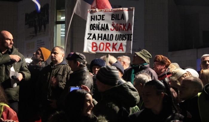 Drugi protest