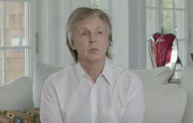VIDEO: Pol Makartni u novembru izdaje memoare