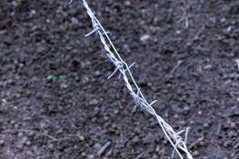 Uklonjena bodljikava žica na Limanu postavljena