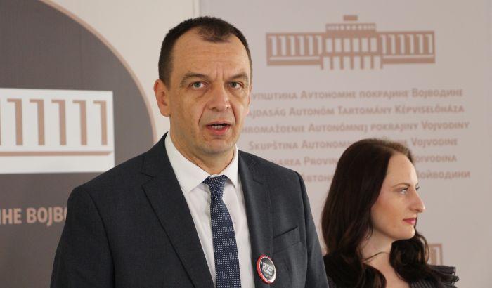 Jakšić: Javni dug Vojvodine uskoro dostiže nivo koji su naprednjaci kritikovali za vreme DS