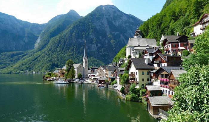 Malo austrijsko selo koje je bilo inspiracija za