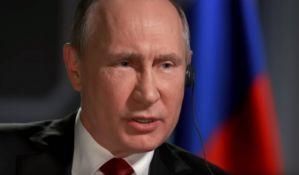 Putin: Posle eksplozije u Rusiji nema rizika od radijacije