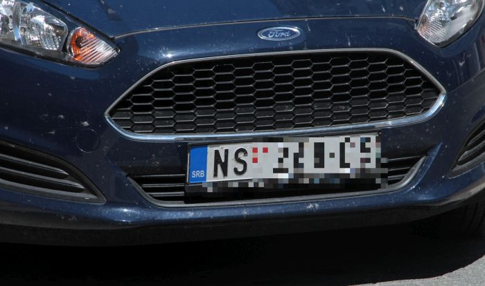 Novi trošak za vozače od 1. januara - zamena tablica starijih od devet godina