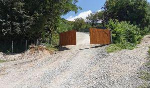 Još jedna inspekcija naložila uklanjanje betonskog puta na Fruškoj gori