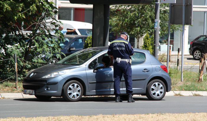 Biciklista zaustavljen u Žablju, na dva točka sa 2,8 promila alkohola u organizmu