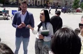 VIDEO: Članica SNS