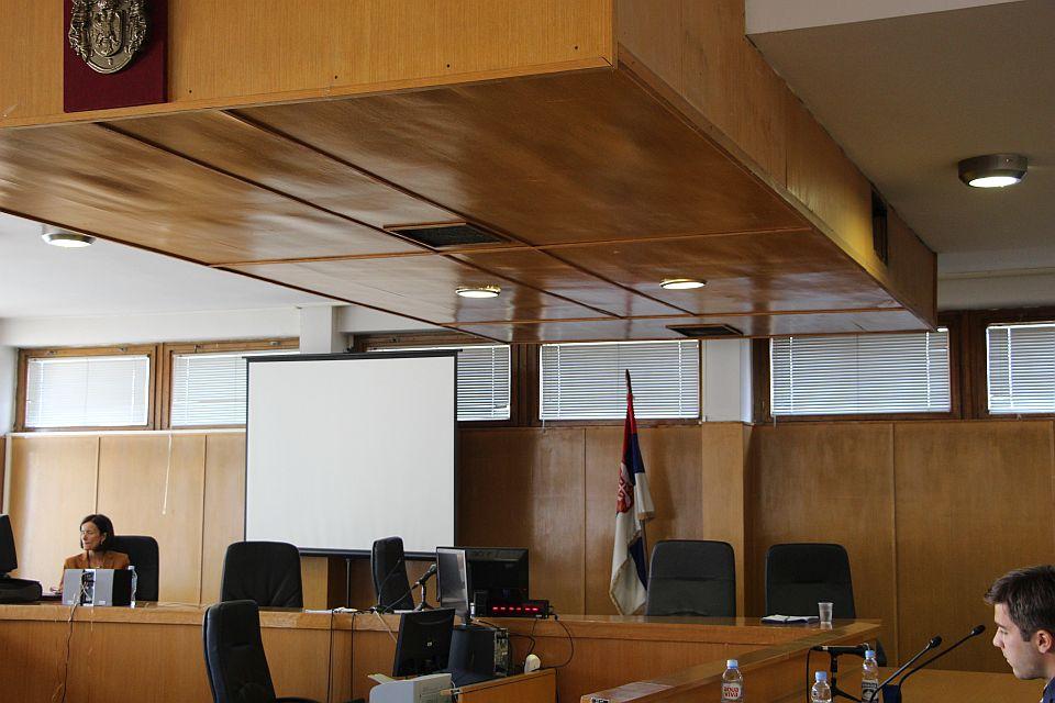 Koluvija otkazao punomoćje svim braniocima, suđenje stoji