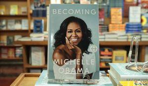 Memoari Mišel Obame prvog dana prodati u 725.000 primeraka