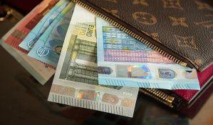 Zbog razlika na tržištu, NBS ograničava kurs u menjačnicama