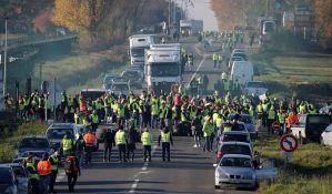 Protesti u Francuskoj zbog cene goriva, poginula jedna žena