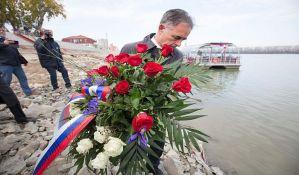 Pupovac u Vukovaru odao počast svim vukovarskim žrtvama
