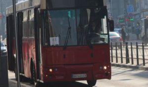 Autobus pregazio ženu u Beogradu, prevezena na reanimaciju