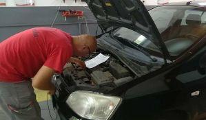 Pooštrena registracija vozila iz uvoza