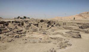 FOTO, VIDEO: U Egiptu otkriven