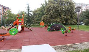 Petrovaradin, Grbavica, Detelinara i drugi delovi Novog Sada dobijaju dečija igrališta