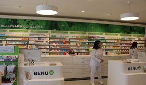 Benu apoteke u petak rade od 4 ujutru za najstarije građane