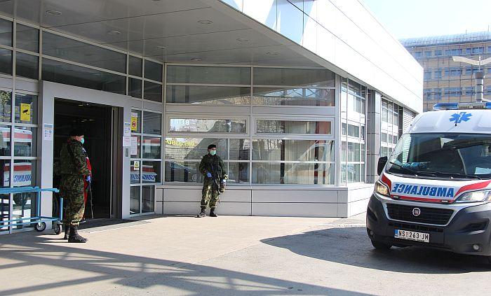 U Kliničkom centru Vojvodine 126 pacijenata obolelih od virusa korona, na Novosadskom sajmu 62