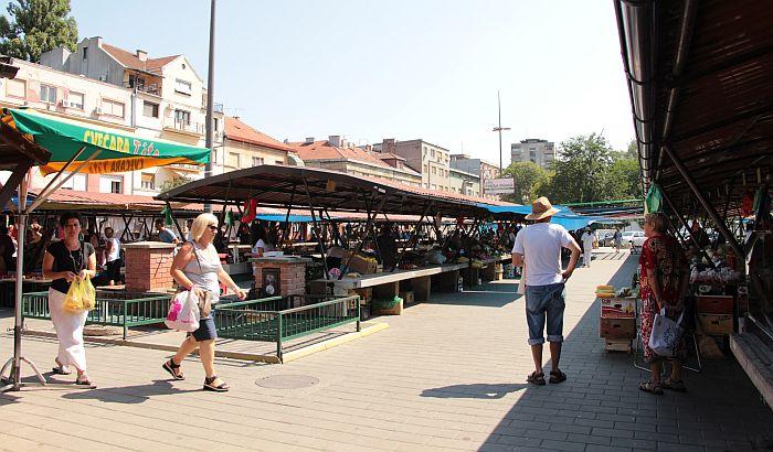 Prodavci na novosadskim pijacama mogu da postave oglase na sajtu