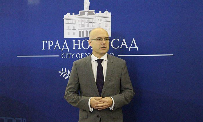 Vučević: Kreditni rejting Novog Sada bolji, sada je