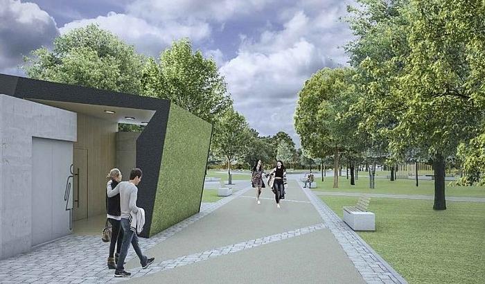 Počinju novi radovi na uređenju parka na Novom naselju