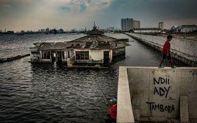 Džakarta sve više tone, 2050. trećina grada biće potpuno pod vodom