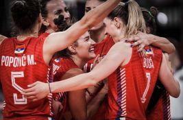 Šta nas čeka sutra: Tri polufinala - košarkašice, odbojkašice, vaterpolisti i borbe Jovane Preković