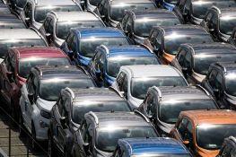 Prodaja novih automobila u Srbiji skočila za trećinu