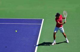 Federer zbog povrede propušta turnir u Sinsinatiju
