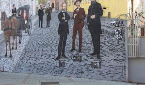 Informatika novcem Novosađana štiti mural