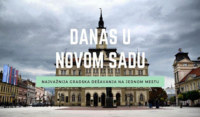 Danas u Novom Sadu - subota, 25. januar