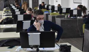 FOTO: Ovo su studenti medicine koji građanima Vojvodine pomažu u vanrednom stanju