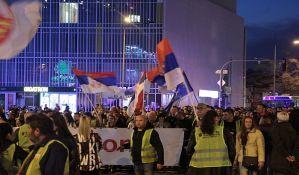 Bez protesta u Novom Sadu do 3. maja, jedan od razloga praznici