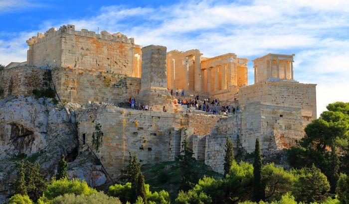 Akropolj ponovo otvoren za posetioce