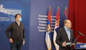 Gojković: Bespotrebno da svi medicinari u Vojvodini obuku skafandere da bi se slikali