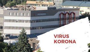 Još jedan preminuli u KCV od virusa korona, dvoje danas idu na kućno lečenje