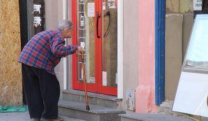 Penzioneri će subotom u kupovinu umesto nedeljom