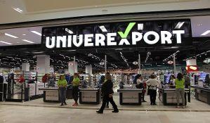 Marketi Univerexport u subotu otvoreni za starije građane umesto u nedelju