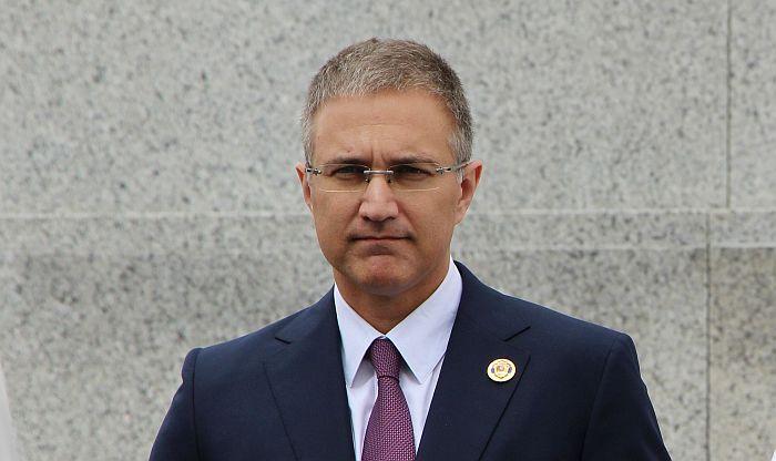 Stefanović negirao da je firma koja izvozi oružje u vlasništvu njegovog oca