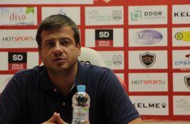 Lalatović napustio Radnički posle svega 12 dana: Seli se u Saudijsku Arabiju