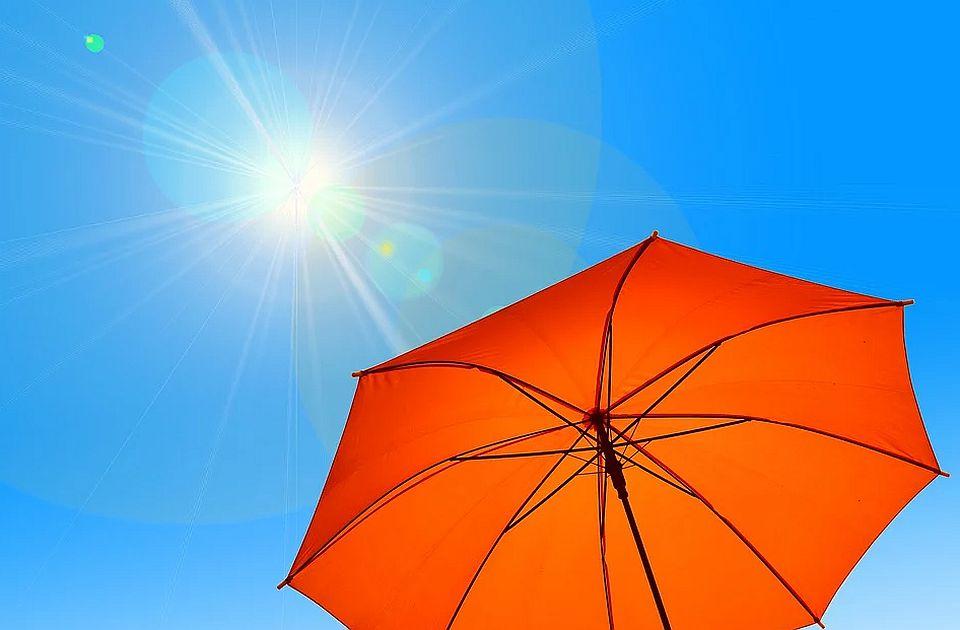 Danas vrelo, RHMZ izdao narandžasto upozorenje