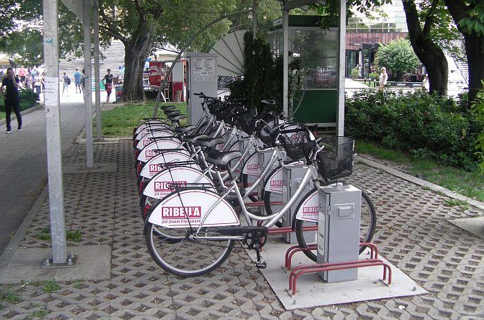 Na Detelinari uskoro nova stanica za iznajmljivanje bicikala