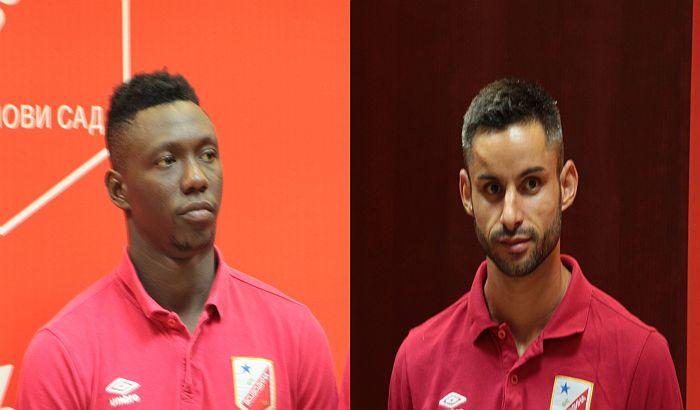 Fofana i Đorđević se oprostili od FK Vojvodina