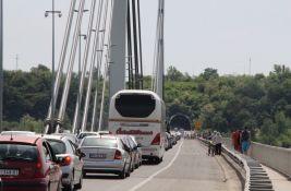 Dve ideje za biciklističku stazu na Mostu slobode: Stručnjaci će proceniti koja je bolja