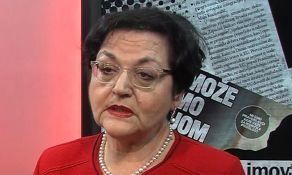 Gordana Čomić: Izbrisana sam iz članstva DS