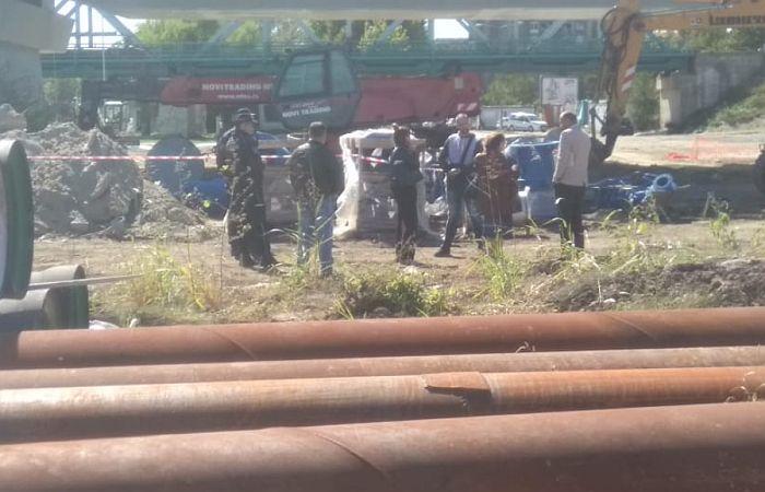 Radnik na novom drumsko-železničkom mostu preminuo nakon pada sa visine