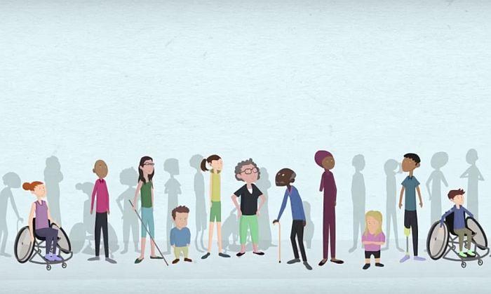 Pristupačne komunikacije za bolji položaj ugroženih društvenih grupa