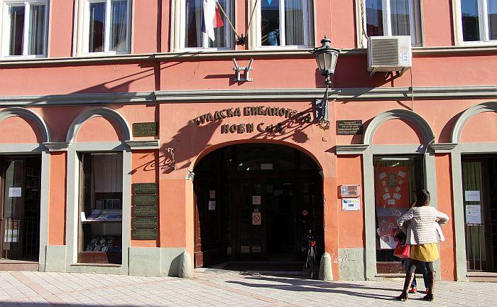 Dečije odeljenje Gradske biblioteke zatvoreno do 25. novembra