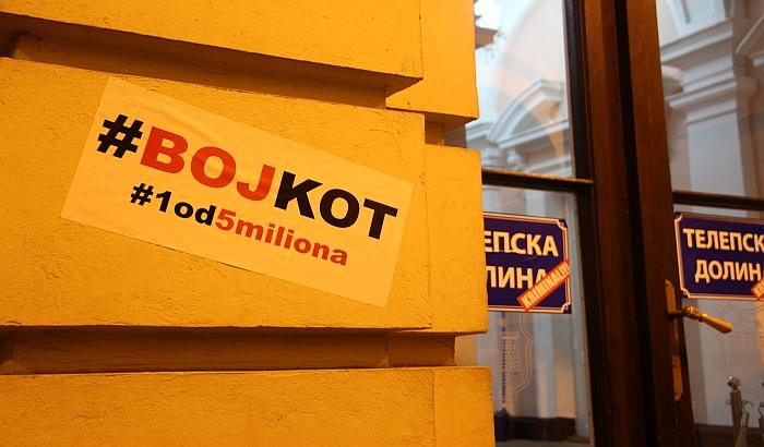 Sutrašnji protest opozicije u Novom Sadu predvode studenti