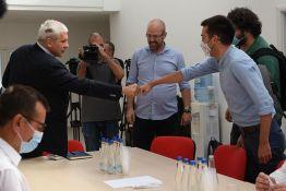 Najveći domet srpske opozicije - sporazum o nenapadanju